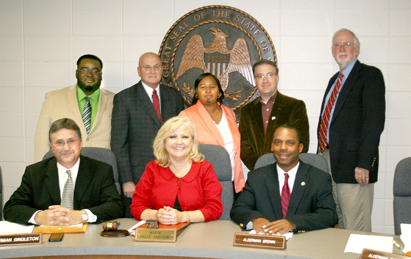 Crystal Springs City Officials